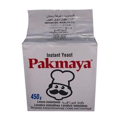 Pakmaya Instant Dry Yeast (450g) خميره فوريه جافه