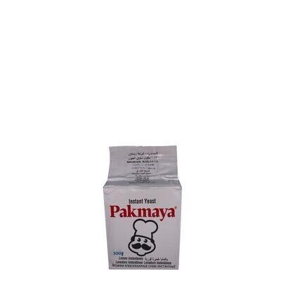 Pakmaya Instant Dry Yeast (100g) خميره فوريه جافه