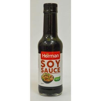 Herman Soy Sauce (160g) هيرمان صلصة الصويا