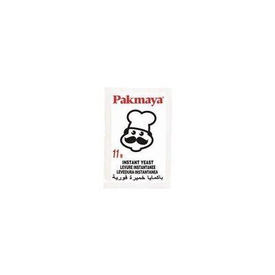 Pakmaya Instant Dry Yeast (11g) خميره فوريه جافه
