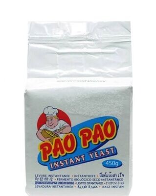 Pao Pao Instant Dry Yeast (450g) خميره فوريه جافه