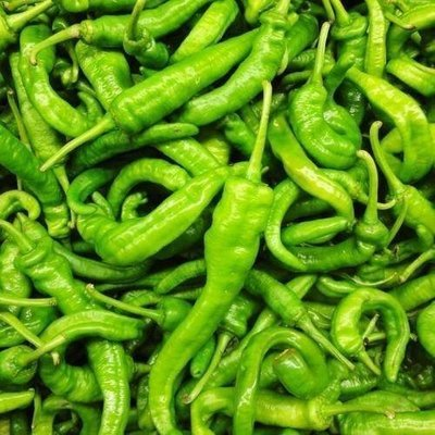 Green hot pepper (250 gm) فلفل حامي أخضر