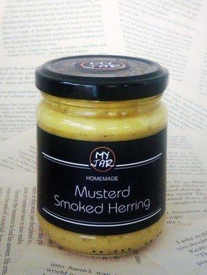 Smoked Herring in Mustard سمك الرنجة المدخن بصوص المسترد