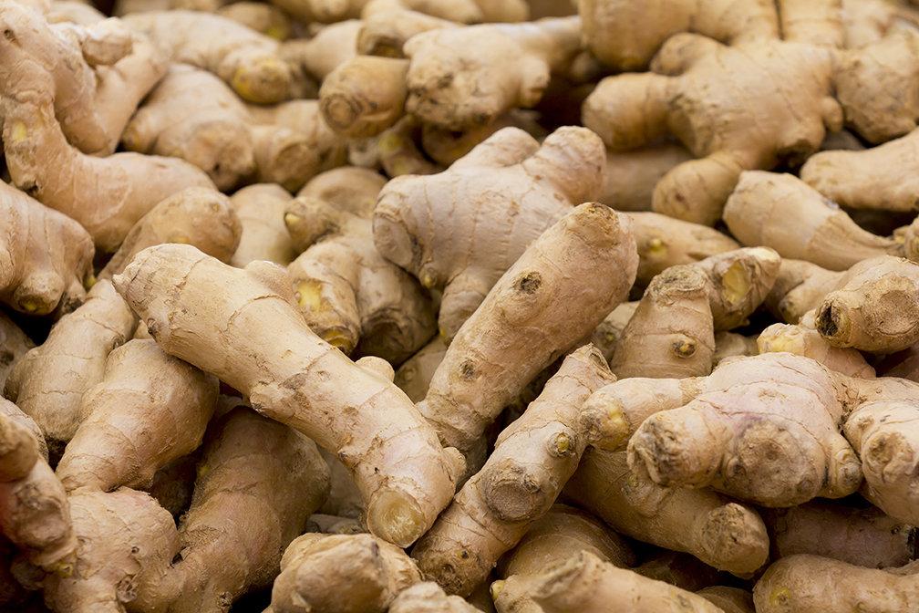 Imported ginger (250 gm) زنجبيل مستورد