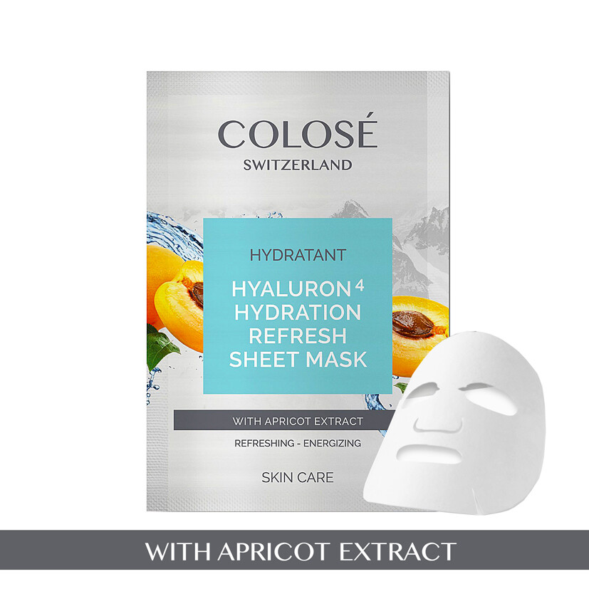 Kangasnaamio - Hyaluron4 hydration refresh sheet mask