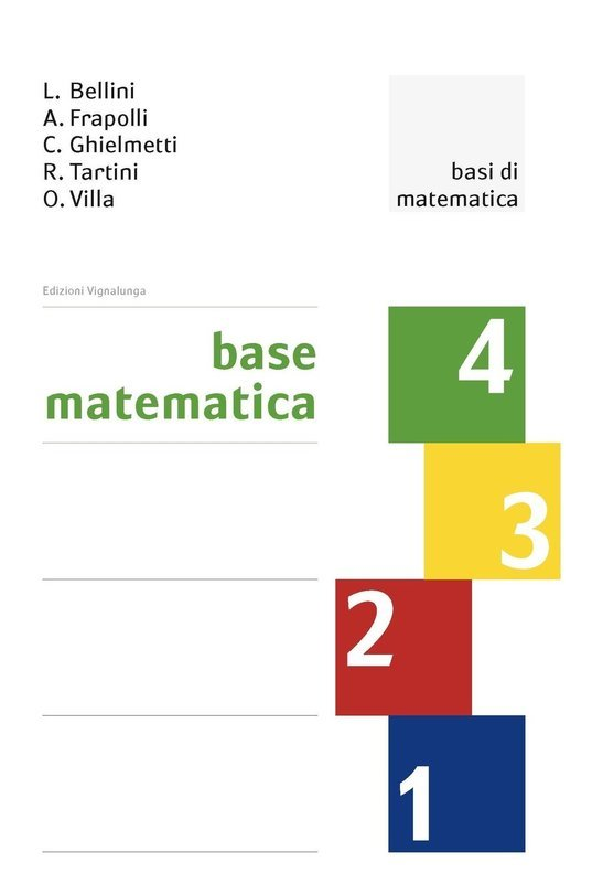Base Matematica 4