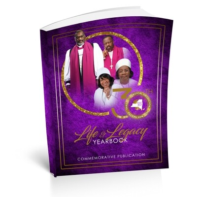 The 3rd LIFE & LEGACY YEAR BOOK
