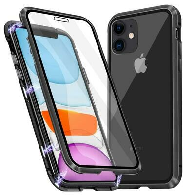 iPhone 11, 11 pro & 11 Pro Max Magnetic Phone Case