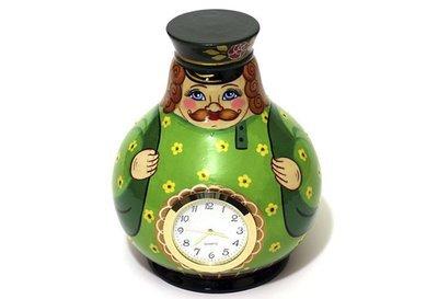 Часы «Купец» с авторской росписью