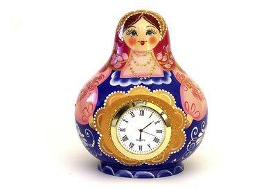 Часы «Купчиха» авторская роспись