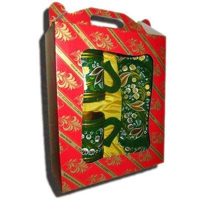 Набор подарочный «Чаепитие» (3 предмета)