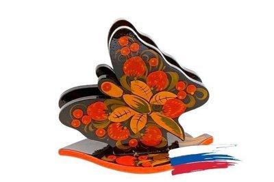 Салфетница фигурная «Бабочка»