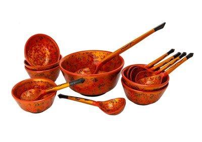 Набор Салатный (14 предметов)