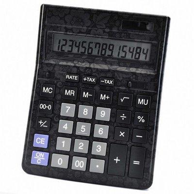Калькулятор Хохлома, Вернисаж Z014-18, настольный, Citizen