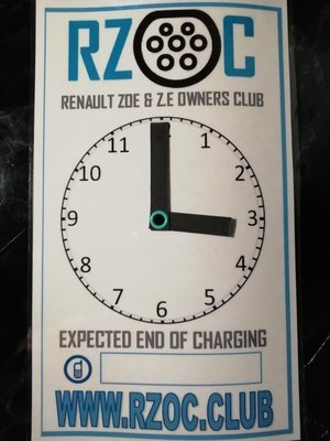 Charge Timer / RZOC