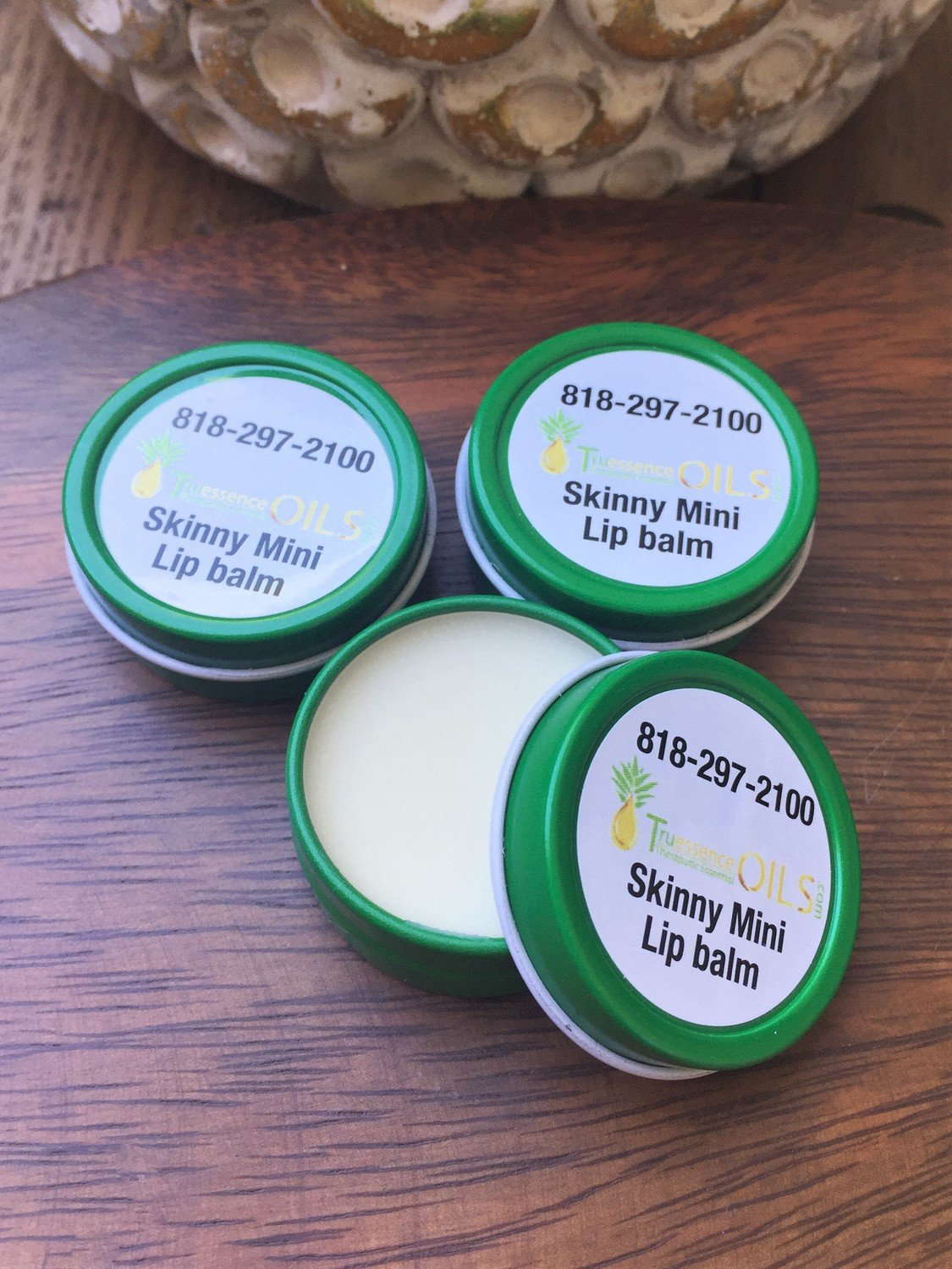 Skinny Mini Lip Balm