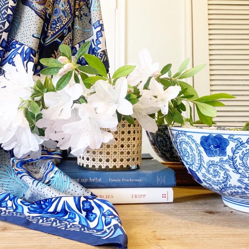 Cane Vase