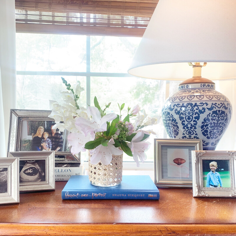 Cane Vase Small