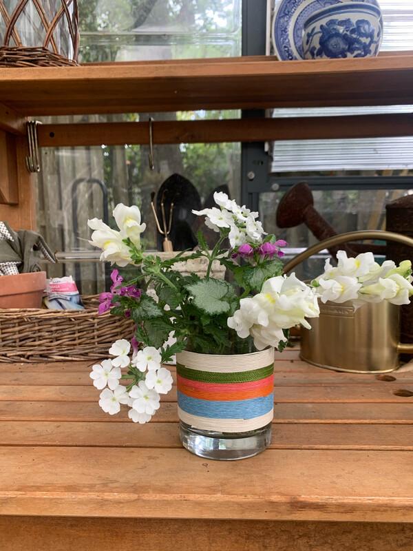 Colorful Mini Vase