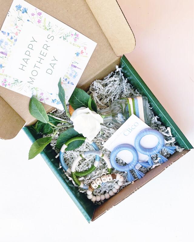 Blue & Green Lover Gift Box
