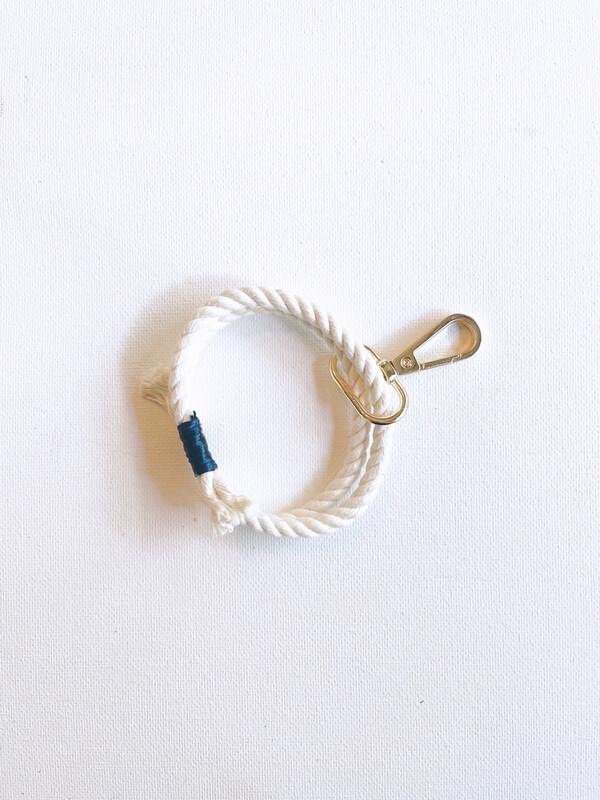 Rope Bangle Keychain
