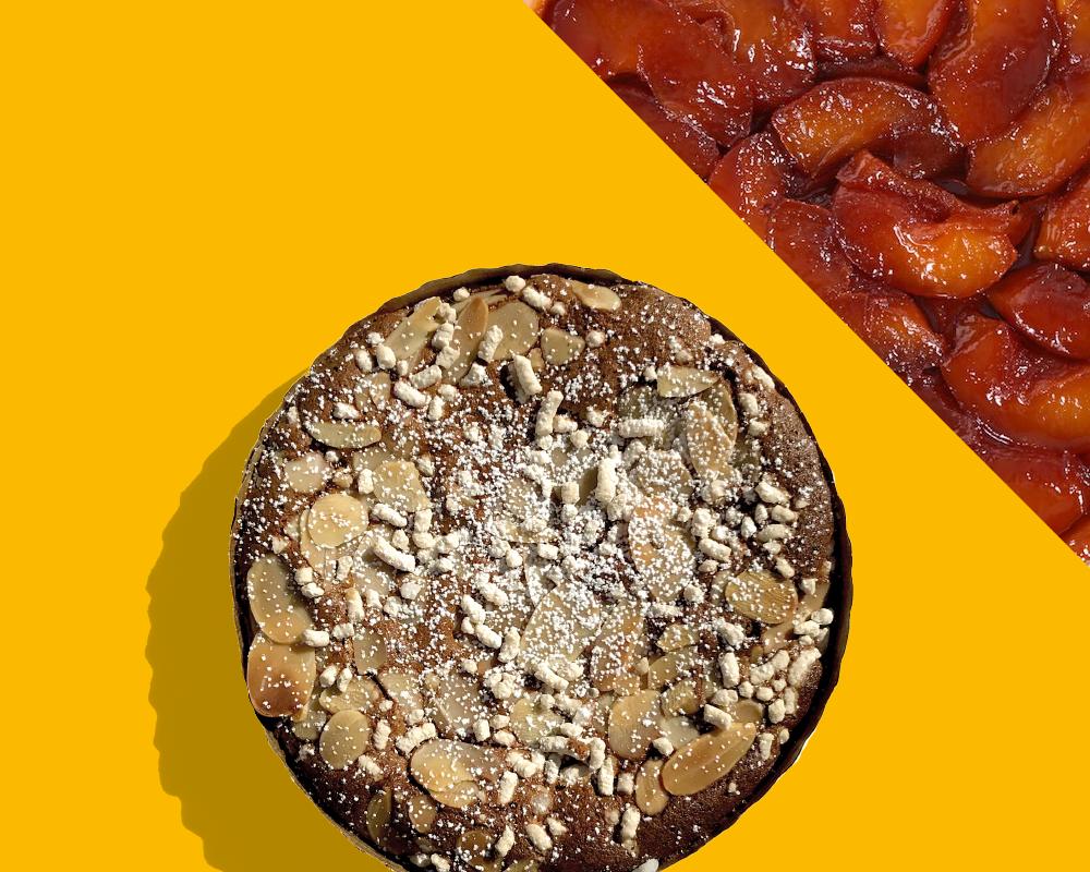 07 - LE CÔTE D'AZUR - Le Festif- Pomme Poire Orange Cannelle (4 personnes)