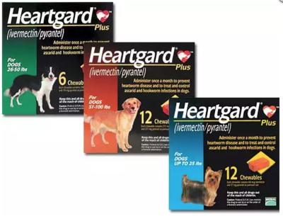 Heartgard Plus, 12 month supply