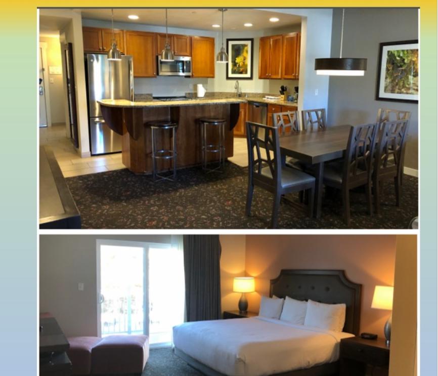 Sonoma Windsor Presidential Suite $1500