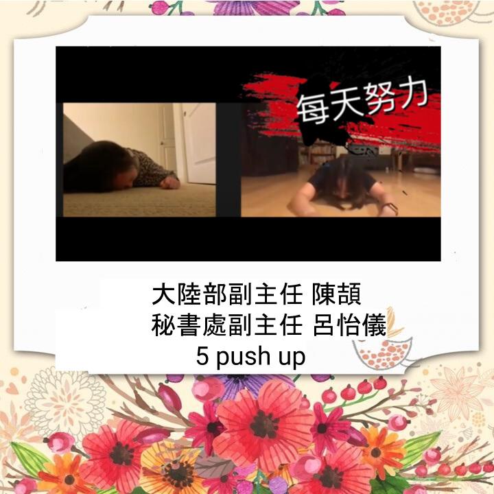 5 push up