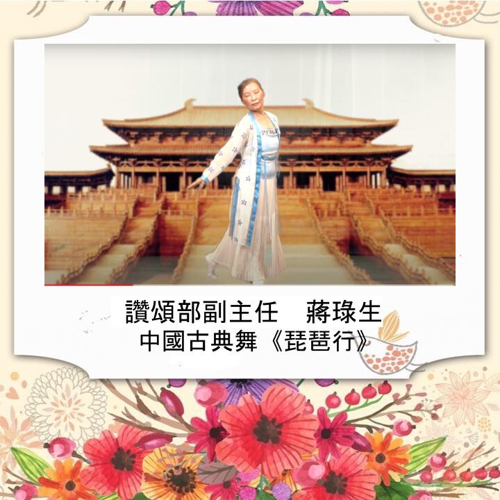 中國古典舞 《琵琶行》