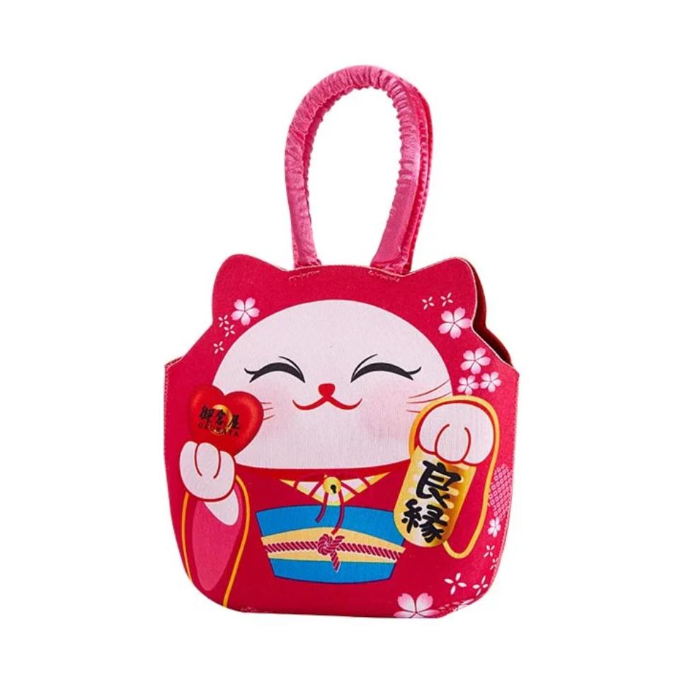 卡哇伊幸福招緣貓 Mini Fortune Kitty