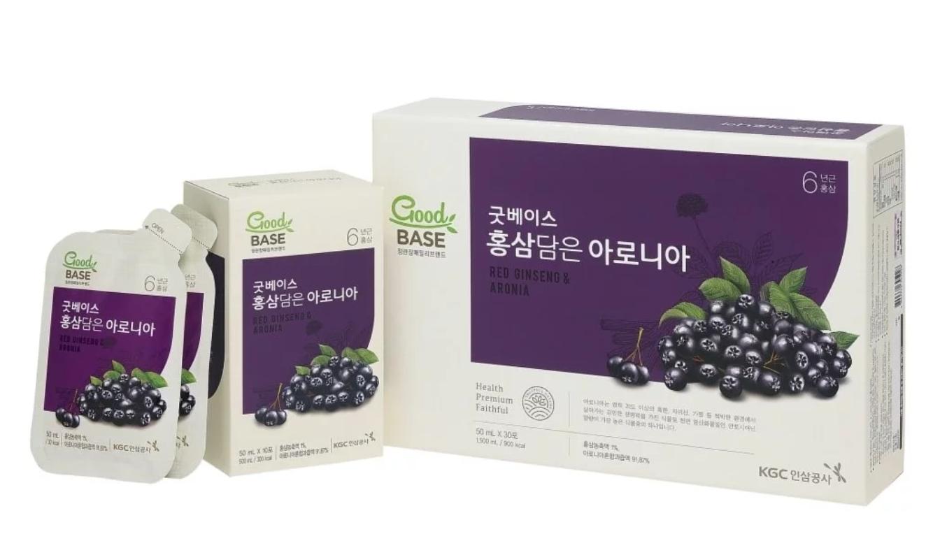 正官庄 -野櫻莓汁 (禮盒裝) (30包)