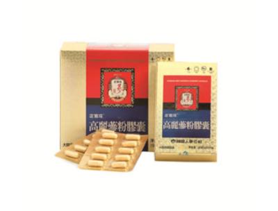 正官庄 -高麗蔘粉膠囊 150粒