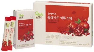 正官庄 - 紅石榴液禮盒裝 (30包)