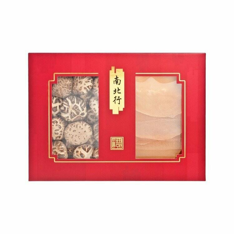 【南北行】花菇+螺片禮盒