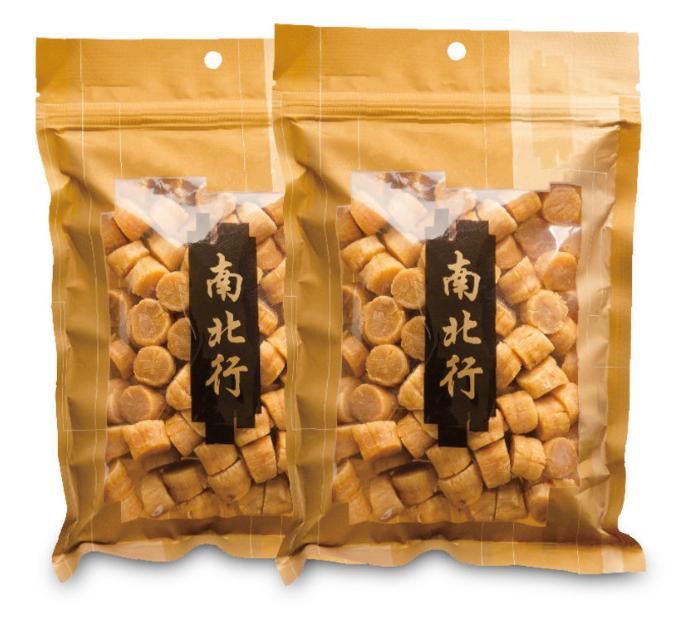 【南北行】日本特選元貝250克