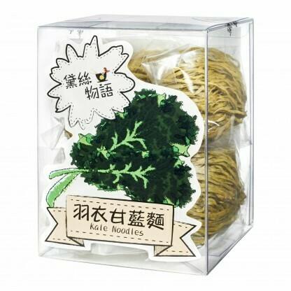 黛絲物語羽衣甘藍麵(300克 /6個)