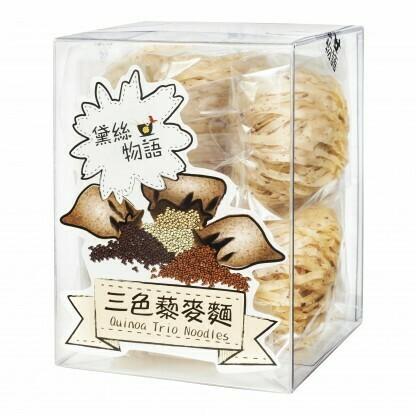 黛絲物語 - 三色藜麥麵 (300克 /6個)