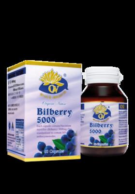 澳至尊藍莓精華素 60粒 (5000mg/粒)