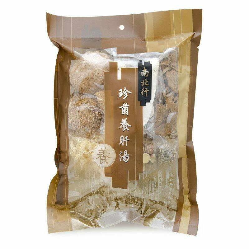 【南北行】珍菌養肝湯