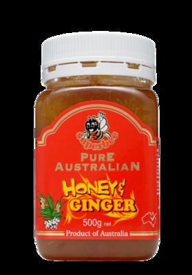 Super Bee 澳洲高級薑蜜 500g