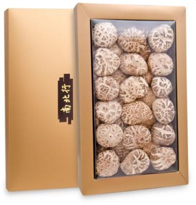 【南北行】特級厚身天白花菇皇450克