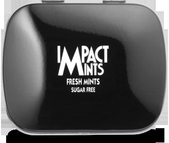 IMPACT無糖薄荷糖(原味)