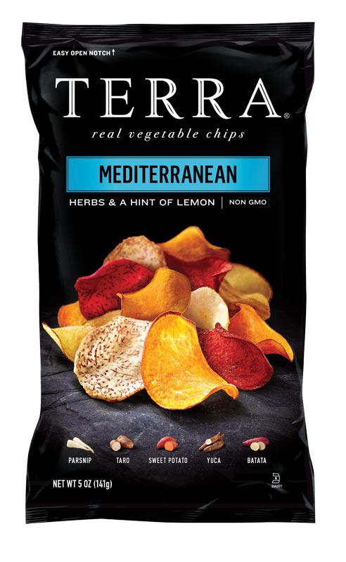Terra 地中海異國風情蔬菜薯片