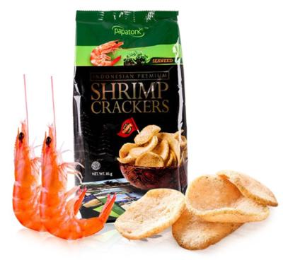 啪啪通海苔味蝦片 85克