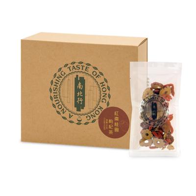 【南北行】紅棗桂圓枸杞茶10包