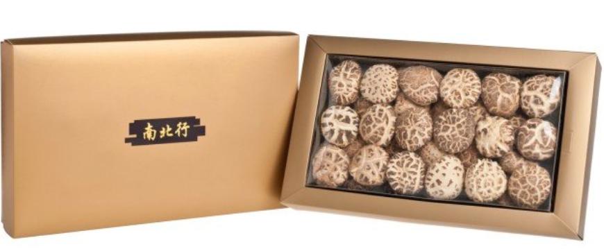 【南北行】特級厚身花菇皇禮盒