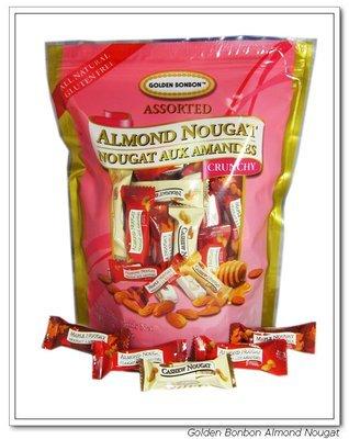 GBB 加拿大杏仁鳥結糖 – 香脆雜錦 454克