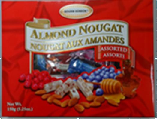 GBB 加拿大杏仁鳥結糖 – 香脆雜錦禮盒 150g