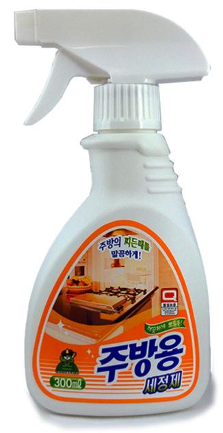 山精靈 - 廚房清潔劑 (300毫升)